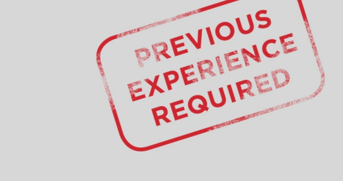 Lack of Experience 1