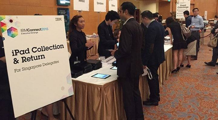 ibm connect 2015 registration with micepad